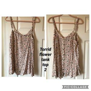 Torrid Flower Tanktop 2!!
